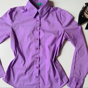 United Colors of Benetton Purple Top\Shirt 💜